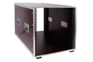 12HE Studio Rack 75cm Nutztiefe IT-Rackschiene