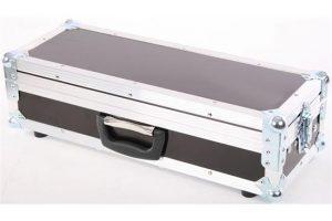 """19"""" Koffer Scan Operator mit aufstellbarer Rackschiene"""