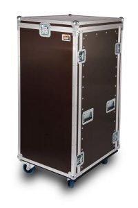 20HE Live Triple Door Rack 55 passend für Behringer X-32 Producer mit Rollen