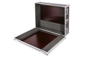 Behringer MX 9000 Eurodesk Mischpult Flightcase