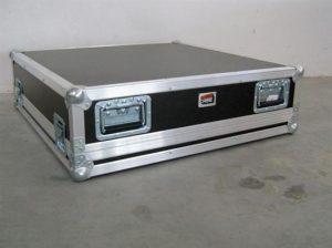 Behringer MX2004a Mischpult Flightcase