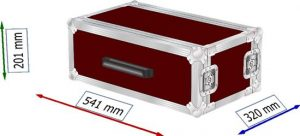 Double Door Amp Case Eco nach Kundenmaß
