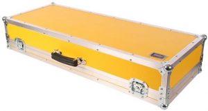 Flightcase Alesis Micron mit Akai MPC 500