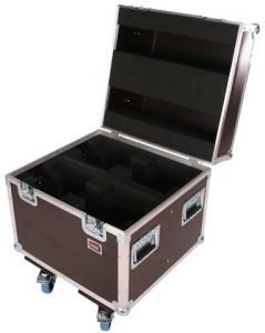 Flightcase auf Rollen American DJ X-Move LED 25R 4in1