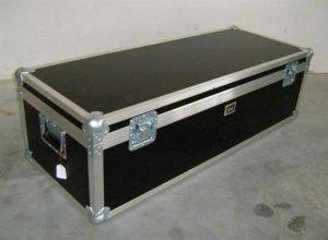 Flightcase Koffer: 110 Länge 30 Höhe 40 Breite Innenmaße