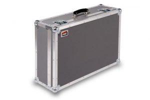 Flightcase Koffer: 71Länge 21 Höhe 49 Breite Innenmaße