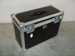 Flightcase Koffer: Innenmaße 54x36x20cm