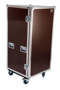 Garderoben Case auf Rollen Innenmaße L 60 H 120 T 60cm