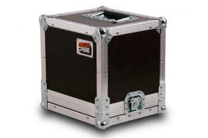 Haubenflightcase für Reussenzehn The Studio Bass Amplifier
