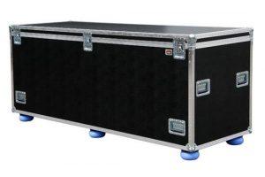 Heavy Transportcase schwarz 2420 x 800 x 900mm