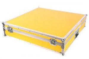 Koffer Case mit Schaumstofflagen