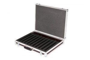 Koffer Eco mit gefräßtem Inlay für Antennen