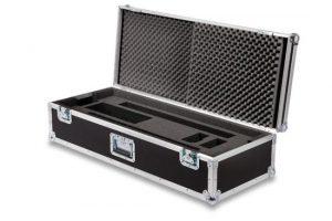 Koffer Live 940 x 340 x 220 mm mit Inlay schwarz