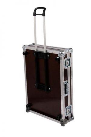 Transportcase 640x460x60 Eckrollen