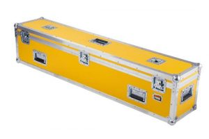 Transportcase gelb Towfish EdgeTech 4200 1390x200x220