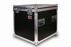 Transportcase mit hart-weich Schaumstoffpolsterung und Fachunterteilung