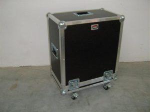 Verstärker Flightcase Mini Meteor