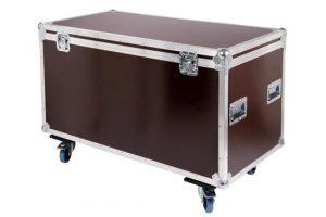Zubehör Packcase 120cm mit Rollen gebremst