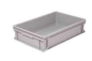 Zubehörbox 600x400x145mm grau Rako